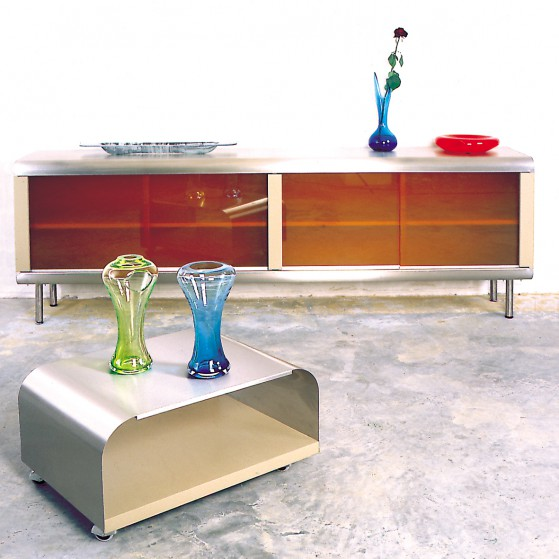 curve TV-Table - Sidebord