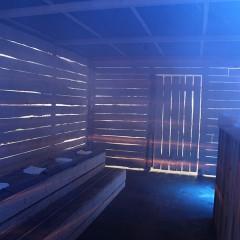 f.e.e.d. - für euch ein dampfbad - Installationansicht